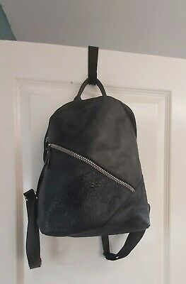 £1.50 • Buy Atmosphere Black Backpack School Holliday Shopping Student Travelling