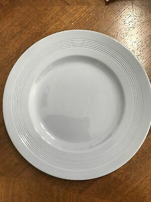 £4 • Buy Woods Ware Iris [ Blue ] Utility China 9 Inches