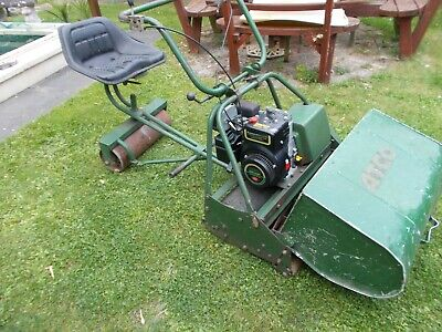 £350 • Buy Atco Groundsman Cylinder Lawn Mower