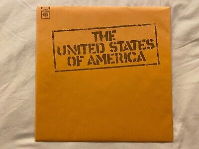 £28 • Buy The United States Of America S/T Sundazed LP5211 Columbia Re-Issue US 2008