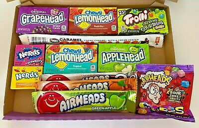 £5.49 • Buy Bumper American Candy 12 Item Selection Box - PartyGift - Premium USA Sweets