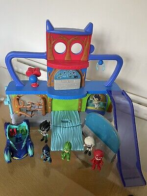 £15 • Buy Pj Masks Headquarters Playset With Figures