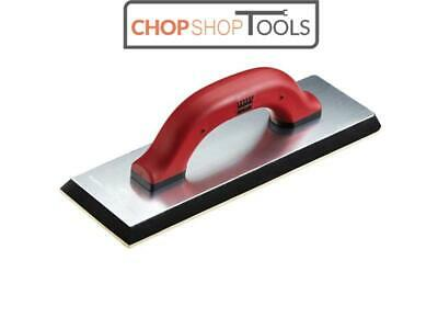 £17.58 • Buy Ragni RAG61681 R61681 Rubber Grout Float Soft Grip Handle 12 X 4in