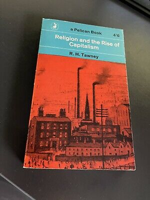 £1.20 • Buy Religion And The Rise Of Capitalism (Pelican), R.H. Tawney, Used; Good Book