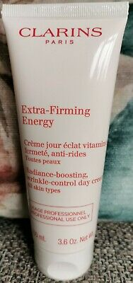 £0.99 • Buy Clarins Extra-Firming Energy Radiance-Boosting Day Cream 100ml-new, Sealed