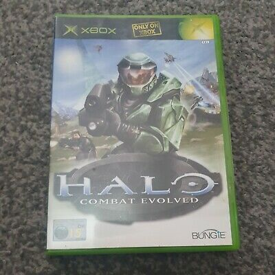£4.99 • Buy Halo Combat Evolved 1 Xbox Game Original Xbox Complete Good Condition Pal