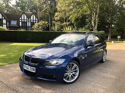 £6250 • Buy BMW 335i M Sport A Touring E91 2007 **PAN ROOF** PX SWAP
