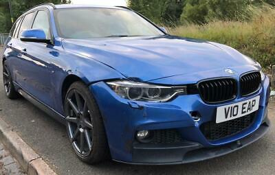 £4900 • Buy 2014 [63] BMW 320d M SPORT TOURING AUTOMATIC ESTATE 3 SERIES DAMAGED SALVAGE