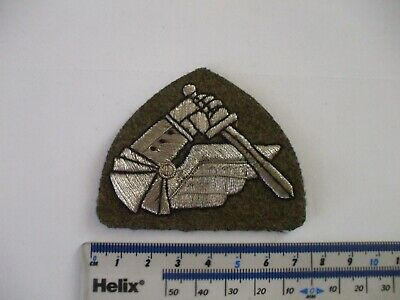 £9.99 • Buy Formation Sign, 2nd. Polish Armoured Bde., Wire Woven.