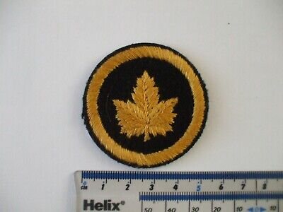 £5.99 • Buy Formation Sign, Canadian Military H.Q. In U.K., W.W.2.