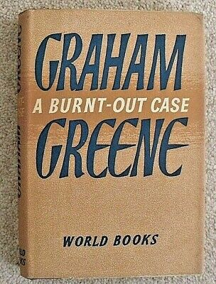 £3.50 • Buy A Burnt-Out Case By Graham Greene. The Reprint Society, 1962. D/J. World Books.