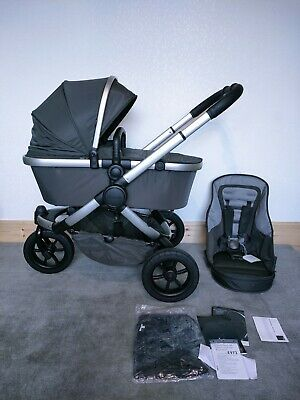 £650 • Buy ICandy Peach All-Terrain Forest Pushchair On Satin Chassis Brand New Ex Display