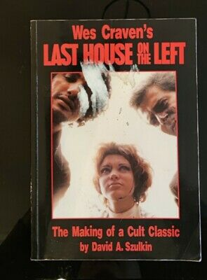 £9.99 • Buy Wes Craven's Last House On The Left - Making Of A Cult Classic By David Szulkin