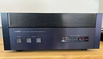 £802.61 • Buy Yamaha M-2 Natural Sound Amplifier In Near Mint Condition Tested M2 Power Amp