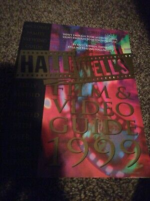 £0.99 • Buy Halliwell's Film And Video Guide: 1999 By Leslie Halliwell (Paperback, 1998)