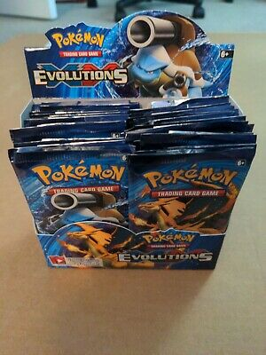 $19.99 • Buy Pokemon XY Evolutions Booster Box With EMPTY Packs. Opened