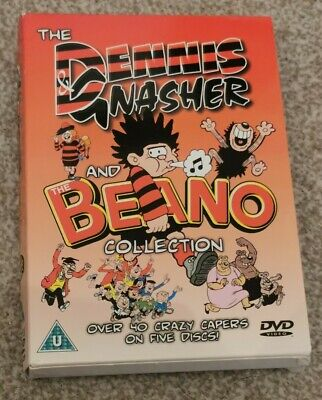 £4.99 • Buy The Dennis The Menace And Gnasher And The Beano Collection DVD (2004)