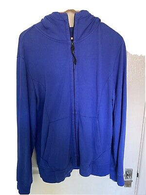 £82 • Buy Mens Blue CP Company Hooded Lens Jacket Size XXL
