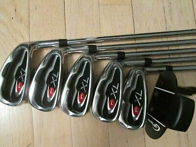 AU110.38 • Buy Top Flite XL Iron Set 6-9 Irons PW And Putter Very Nice Condition