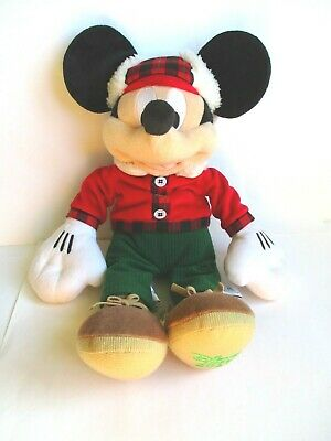 £19.99 • Buy 18  Tall Plush Soft Micky Mouse  Share The Magic  From Disney Store 2017. New.
