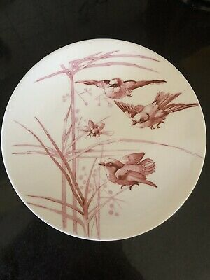 £0.99 • Buy Attractive French Decorative Bird Plate . 9 Inches.