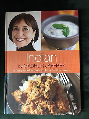 £3 • Buy Indian Cooking By Madhur Jaffrey Marks & Spencer's Easy Cooking Guide