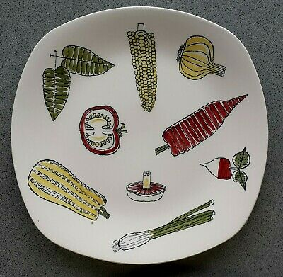 £34.99 • Buy  Midwinter 10  Dinner Plate SALADWARE By Terence Conran 1950s