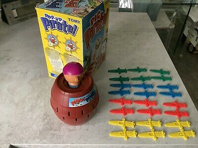 £5 • Buy Tomy 7028 Pop Up Pirate Game