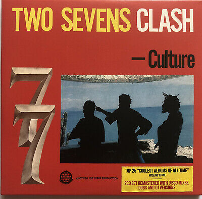 £13.95 • Buy Culture - Two Sevens Clash (40th Anniversary Edition) [2xCD]