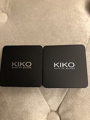 £6 • Buy KIKO Milano Water Eyeshadow - 208&219-Instant Colour Eyeshadow, For Wet And Dry