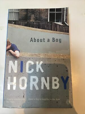 £0.99 • Buy About A Boy By Nick Hornby Paperback