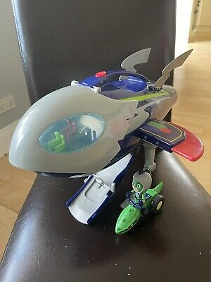 £12 • Buy Pj Masks Hq Rocket With Figures Fully Working