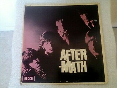 £100 • Buy The Rolling Stones.aftermath.decca Skl4786 Kza7210.nr.mint Con.1966.