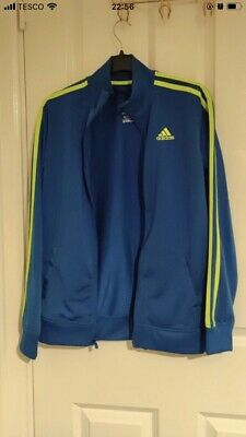 £2.70 • Buy Adidas Zip Up Top Size Small 10/12