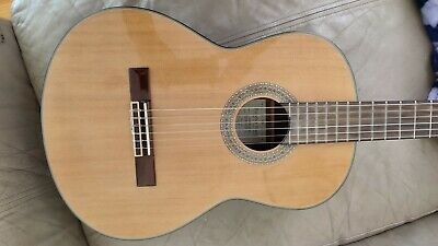 AU250 • Buy Salvador Ibanez Classical Acoustic Guitar With Nylon Strings