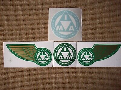 £9.95 • Buy   Institute Of Advanced Motorists Car And Motorcycle Badges/stickers