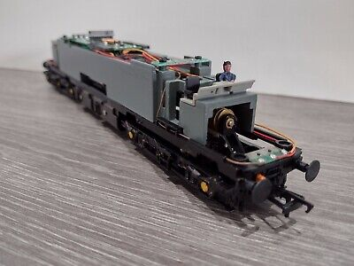 £79.99 • Buy Bachmann Spares 32-781 Class 37 Replacement Chassis DCC Ready Round Buffers