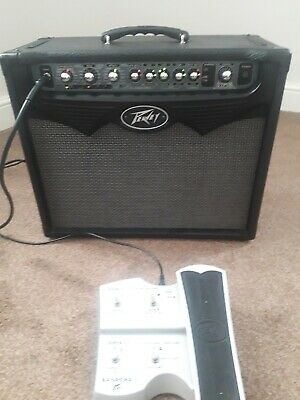 £75 • Buy Peavey Vypyr 30w Amp With Sanpera 1 Footswitch