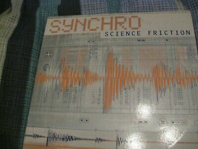 £18 • Buy Synchro – Science Friction - 3 X 12  ( TIP Records)