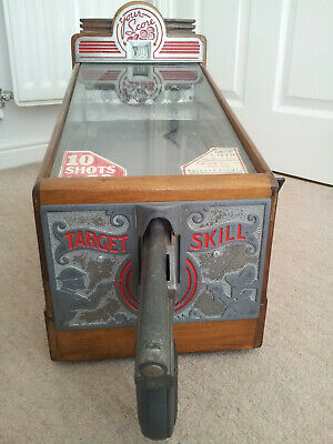 £700 • Buy A.b.t. Shooting Game Superb.old Penny Vintage Arcade Slot Machine1930 Not Allwin