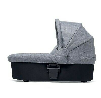 £40 • Buy Mamas & Papas Sola2 Carrycot For Pushchair - Grey Marl