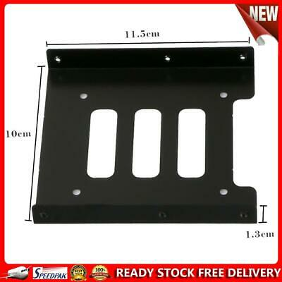 AU7.99 • Buy 2.5 Inch SSD HDD To 3.5 Inch Metal Mounting Adapter Bracket Dock Hard Drive