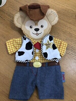 £7.30 • Buy Duffy The Disney Bear Toy Story Woody Dress Up Costume NEW