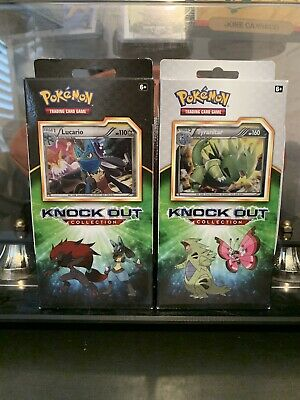 $34.99 • Buy 2 Pokemon Knock Out Collection Box Ancient Origins, Primal Clash, Roaring Skies
