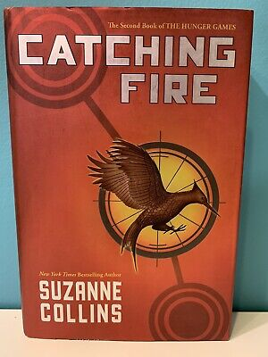 £1.97 • Buy The Hunger Games : Catching Fire --- By Suzanne Collins HRDCVR
