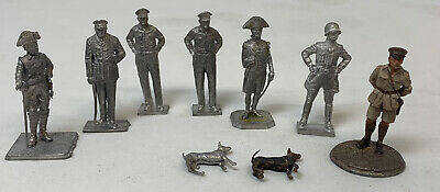 £5 • Buy Metal Solider Selection Churchill, Alfred The Great 2.5 Inch