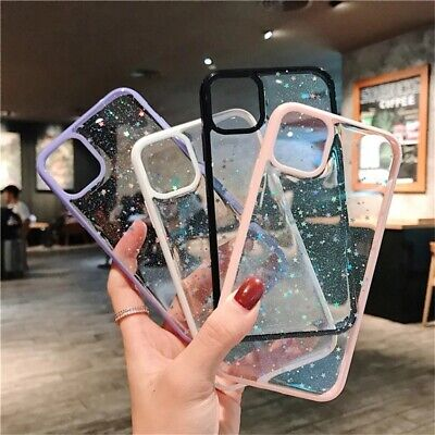 AU8.58 • Buy Case For IPhone 11 12 Pro XR 7 8 Shockproof Silicone TPU Transparent Phone Cover