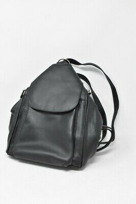 £19.99 • Buy Visconti Leather Black Backpack Style 18357
