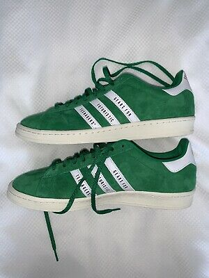 AU115.33 • Buy Adidas Human Made Campus Green Men's Size 10 Shoes Brand New