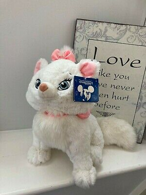 £14.50 • Buy Disney Store Marie From The Aristocats Plush New With Tags